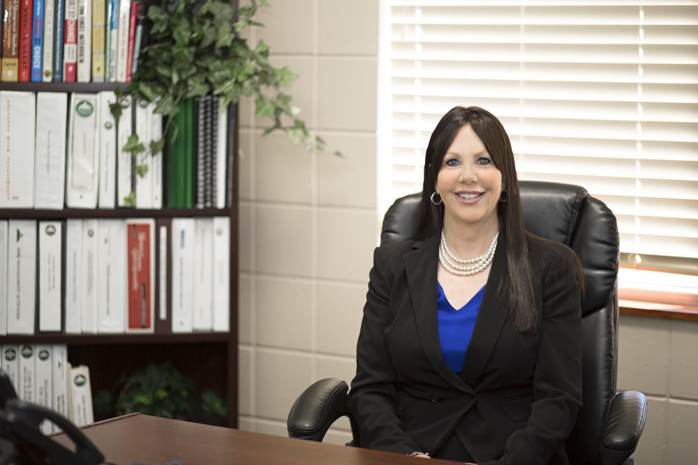 New Senior Vice President of Performance Management, Mindy Chambers, LMHC.